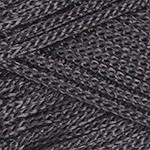 Пряжа для вязания YarnArt Macrame (Ярнарт Макраме) Цвет 159 темно серый