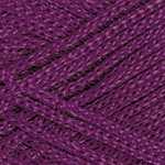 Пряжа для вязания YarnArt Macrame (Ярнарт Макраме) Цвет 161 сливовый
