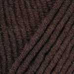YarnArt Merino Bulky Цвет 116 коричневый