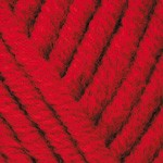 YarnArt Merino Bulky Цвет 156 красный