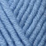 YarnArt Merino Bulky Цвет 215 голубой