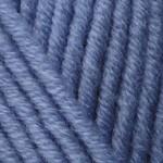 YarnArt Merino Bulky Цвет 3042 голубой