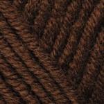 YarnArt Merino Bulky Цвет 3067 коричневый
