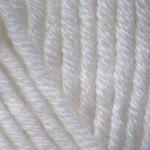 YarnArt Merino Bulky Цвет 501 белый
