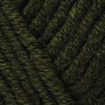 Пряжа для вязания YarnArt Merino Bulky (Ярнарт Мерино Балки) Цвет 530 болотный