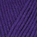 Пряжа для вязания YarnArt Merino Bulky (Ярнарт Мерино Балки) Цвет 556 фиолетовый