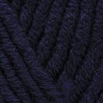 YarnArt Merino Bulky Цвет 583 темно синий