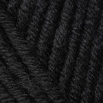 YarnArt Merino Bulky Цвет 585 черный