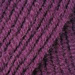 Пряжа для вязания YarnArt Merino de Luxe 50 (Ярнарт Мерино да Люкс 50) Цвет 10094 слива