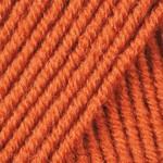 Пряжа для вязания YarnArt Merino de Luxe 50 (Ярнарт Мерино да Люкс 50) Цвет 3027 терракот