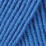 Пряжа для вязания YarnArt Merino de Luxe 50 (Ярнарт Мерино да Люкс 50) Цвет 3040 электрик