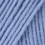 Пряжа для вязания YarnArt Merino de Luxe 50 (Ярнарт Мерино да Люкс 50) Цвет 3042 голубой