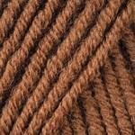 Пряжа для вязания YarnArt Merino de Luxe 50 (Ярнарт Мерино да Люкс 50) Цвет 3067 коричневый