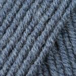 Пряжа для вязания YarnArt Merino de Luxe 50 (Ярнарт Мерино да Люкс 50) Цвет 3864 серо синий