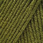 Пряжа для вязания YarnArt Merino de Luxe 50 (Ярнарт Мерино да Люкс 50) Цвет 530 болото
