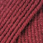 Пряжа для вязания YarnArt Merino de Luxe 50 (Ярнарт Мерино да Люкс 50) Цвет 577 вишня