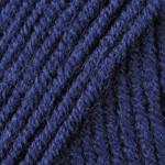Пряжа для вязания YarnArt Merino de Luxe 50 (Ярнарт Мерино да Люкс 50) Цвет 583 темно синий
