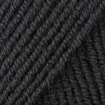 Пряжа для вязания YarnArt Merino de Luxe 50 (Ярнарт Мерино да Люкс 50) Цвет 585 черный