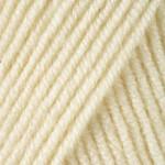 Пряжа для вязания YarnArt Merino de Luxe 50 (Ярнарт Мерино да Люкс 50) Цвет 7003 кремовый