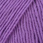 Пряжа для вязания YarnArt Merino de Luxe 50 (Ярнарт Мерино да Люкс 50) Цвет 9561 темная сирень