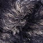 Пряжа для вязания YarnArt Rabbit (Ярнарт Раббит) Цвет 558 черный бежевый