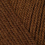 Пряжа для вязания YarnArt Super Perlee Цвет 05 коричневый