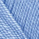 Пряжа для вязания YarnArt Super Perlee Цвет 09 голубой