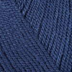 Пряжа для вязания YarnArt Super Perlee Цвет 209 темно синий