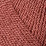Пряжа для вязания YarnArt Super Perlee Цвет 214 сухая роза