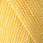 Пряжа для вязания YarnArt Super Perlee Цвет 216 желтый