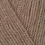 Пряжа для вязания YarnArt Super Perlee Цвет 218 темно бежевый