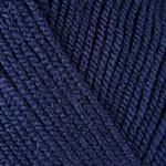 Пряжа для вязания YarnArt Super Perlee Цвет 227 темно синий