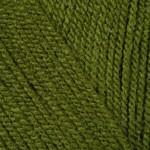 Пряжа для вязания YarnArt Super Perlee Цвет 39 хаки