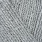 Пряжа для вязания YarnArt Super Perlee Цвет 804 светло серый