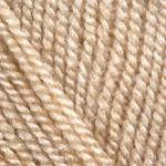 Пряжа для вязания YarnArt Super Perlee Цвет 805 светло бежевый