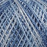 Пряжа для вязания YarnArt Tulip Цвет 446 голубой меланж