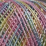 Пряжа для вязания YarnArt Tulip Цвет 448 радуга