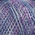 Пряжа для вязания YarnArt Tulip Цвет 449 синий меланж