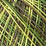 Пряжа для вязания YarnArt Tulip Цвет 477 зеленый меланж