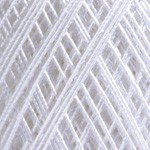 Пряжа для вязания YarnArt Violet Цвет 003 белый
