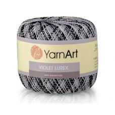 YarnArt Violet Melange Lurex