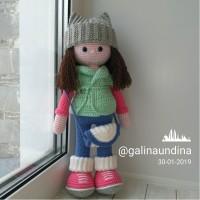 Кукла Стеша от автора Галина