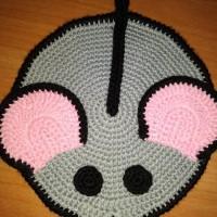 Прихватка мышка!!! от автора Елена Бойко