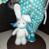 Зайка для куклы от автора Татьяна