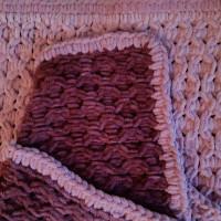 Плед из Alize puffy fine ombre batik 7276 от автора Татьяна
