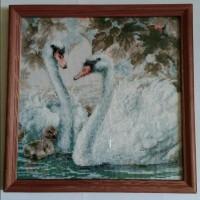 Белые лебеди от автора Ирина