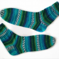 Носки вязаные от автора Марина