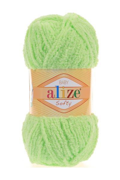 Вязание из alize softy 161